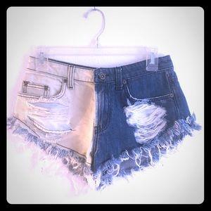 Carmar Denim Shorts (LF Stores)